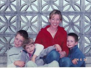 hertechability Sandy Nielsen family