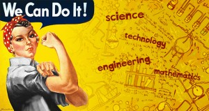 Why STEM needs more women, The Tech Guys article